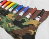 Camouflage Marker Roll-Up