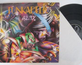 Funkadelic 42.9% Record