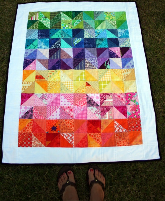 Wall Quilt-Color Me Happy