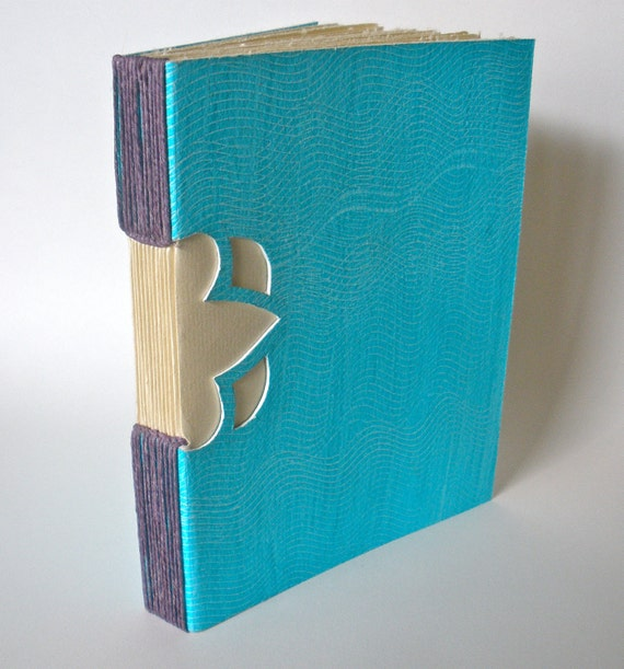 Handsewn Buttonhole Journal