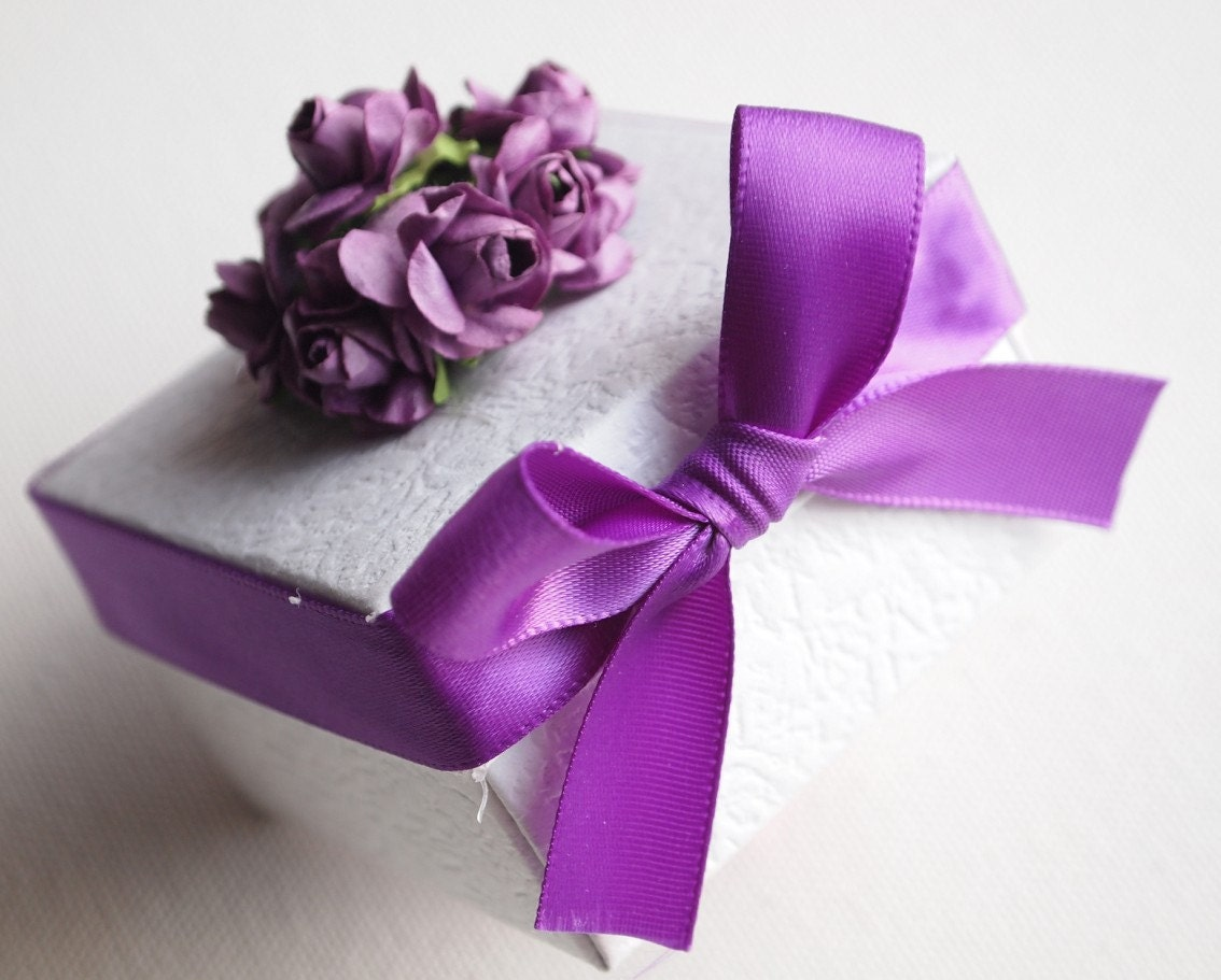 Wedding Gifts And Favors: Wedding Favors Purple Customized Favors Ivory Blue Pink By