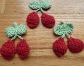 mmmm handmade strawberries