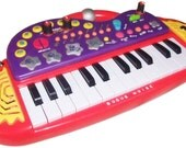 Circuit Bent Early Learning Centre Song Maker Junior Keyboard - 8 Mods