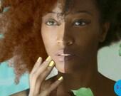 Light Skin Dark Skin Afro Girl (LEAP YEAR DISCOUNT 50%)