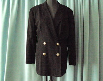 Vintage Riding Jacket--Western Style--Womens