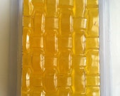 Healing Honey Lemon Soap Gift - Package is Also a Soap Mold
