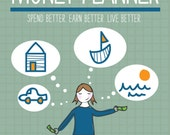 The Money Planner Starter Kit (printable)
