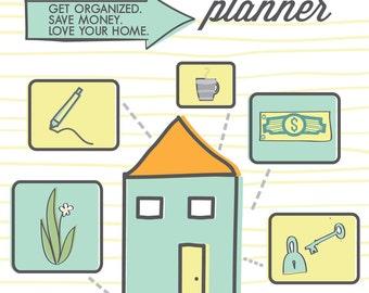 The Homeowner's Complete  Money Planner Kit (printable)