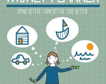 The Money Planner Starter Kit (printable)