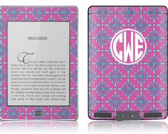 Fleur de Lis eReader Skin - Nook or Kindle