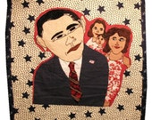 Obama-Nuff Said Wallhanging