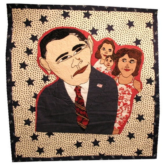 Obama-Nuff Said Wallhanging