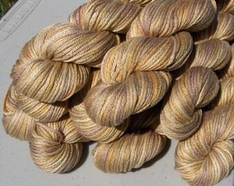 Top Seed Cotton Print Yarn - Sand