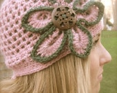 made to order adult crochet hat