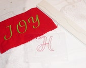 Singer Deluxe Monogrammer Letter H Cam and Placement Guide