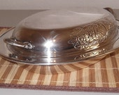 Wm. Rogers Silverplate Covered Bowl/Dish