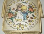 Vintage Sewing Basket, Joan Walsh Anglund