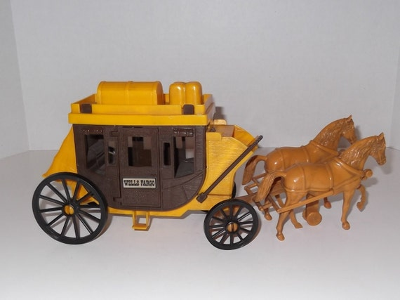 Vintage Wells Fargo Stage Coach / Collectible / Advertising