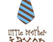 "Custom Listing for Nicole Morton - Toddler/Infant ""Brother"" Shirts"