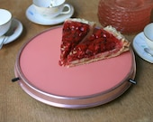 RESERVED FOR HEATHER Cake Platter - Cake Stand - Rare Vintage Cake Plate from Germany