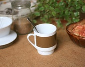 Collectible 70's Coffee Cup by Melitta, Germany