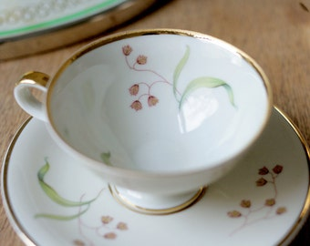 Antique Small Cup from Bavaria, made by Mitterteich around 1931-1945