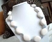 PRICE SLASH Stone-Flake Neck Wear
