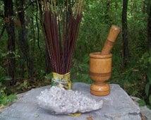 "Lemon Citronella 19"" Jumbo/Large incense sticks 30 count"