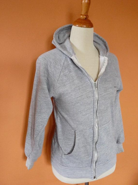 McGregor Hooded Sweatshirt Thermal Lining Unisex Size Small Medium