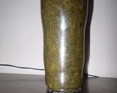 Gold Ceramic Cup