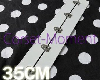 "35cm Long 2"" Wide Corset Steel Busks Affordable Corset Making Supplies"