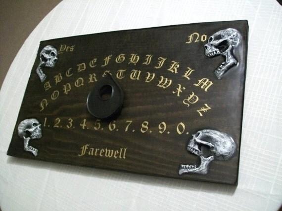 Ouija Board / Spiritboard / Spiritboard Diaries Series