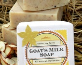Raw Blessings Almond Goat Milk Soap