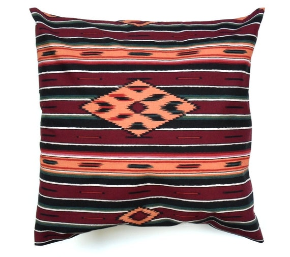 Sunset Southwest Throw Pillow Cover Set 16 by AngelasGalleria