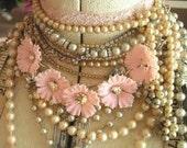 Sample Box - Vintage jewelry - Grab Bag - 4 Medium Items worth over 75 Dollars