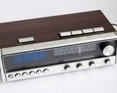 Digital Clock Radio JCPenney AM FM Stereo Vintage Electronics Alarm Clock