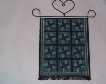 Counted Cross Stitch Quilt