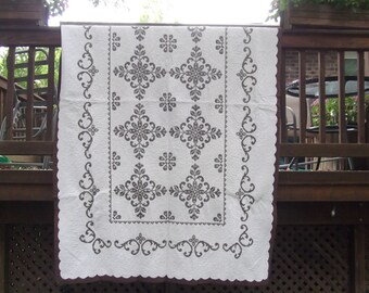 Cross Stitch Quilt  Two