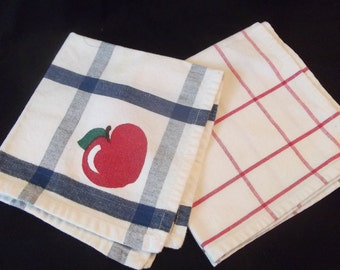 Colorful Napkins or Towels