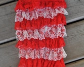 TEN 1T-2T Lace rompers - Photography Prop - With or without straps