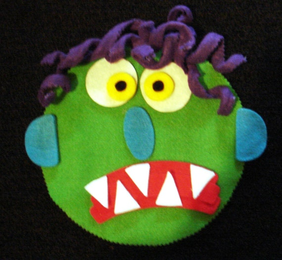 Go Away, Big Green Monster  Flannel Board Story Set
