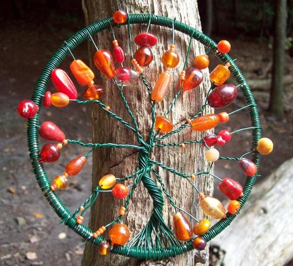 On Sale* Metal Tree of Life Sun Catcher/ Window Ornament *