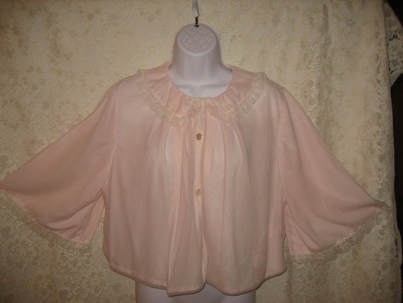 Bed Jacket Sweet and Soft