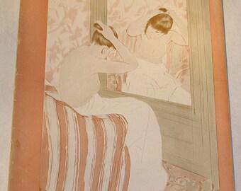November 1947 ART NEWS Magazine, Henri Matisse,  Art in Gold, Ryder, Glass Art, Joe Jones and much more.