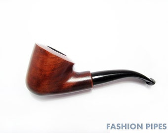Wooden Pipe Mini Pipes Author Tobacco Pipe Smoking Pipe/Pipes Wood pipe of Pear Root 4.7'' Tobacco pipes Smoking Pipes