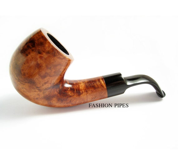 Quality Sherlock Holmes Briar Wood Pipe, Tobacco Pipe, Smoking Pipe/Pipes 5.1'' Special Designed For Pipe Smokers.