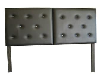 Faux leather headboard  (Full size)