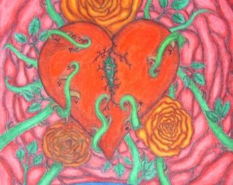 Love Hurts Broken Heart