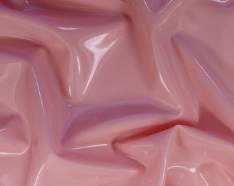 Latex sheet Baby Pink 0,4mm OR 0,5mm thickness 50cm x 100cm (more available)