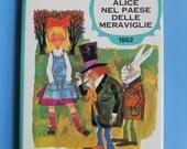 vintage book alice' s adventures in wonderland